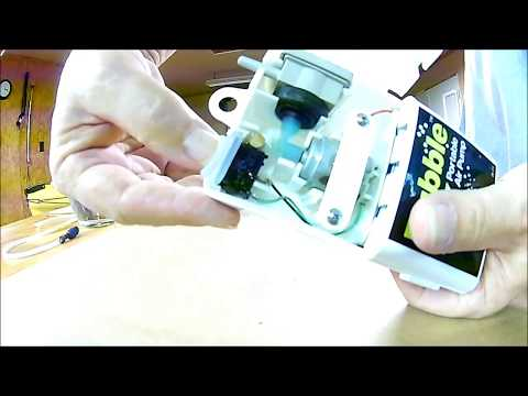 How to repair and maintain a Bubble box Aerator.
