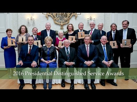 2016 Presidential Distinguished Service Awards Gallery