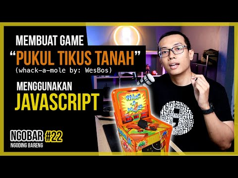 NGOBAR #22 - Membuat GAME