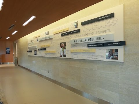 UConn Health Donor Wall