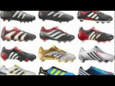 on sale 04d5c dfd24 HISTORY OF THE ADIDAS PREDATOR (1998-2012) - YouTube