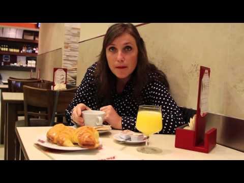 Buenos Aires, Argentina - Argentinian Breakfast
