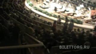 КЗ Чайковского схема зала, 1-ый амфитеатр, партер