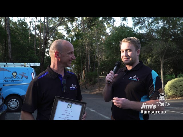 Meet Nick from the Jim's Handyman team who chats with Joel Kleber about all things Jim's Handyman