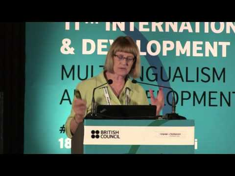 LangDev2015: Carol Benson   Empowering Non-dominant Languages and Cultures