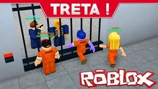Roblox → CAUSANDO FURDÚNCIO NA PRISÃO!! - Prison Life v2.0 🎮