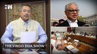 The Vinod Dua Show Episode 108: Simultaneous Polls & Anand Grover