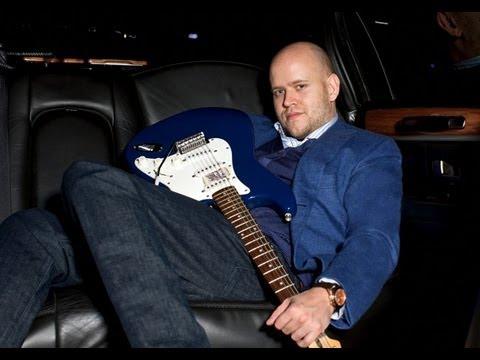 Daniel Ek: The Most Important Man in Music
