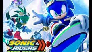 Sonic Riders Zero Gravity Theme Song