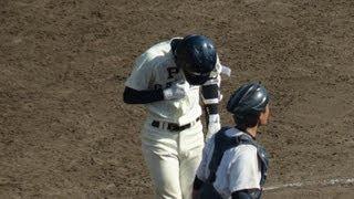 PL学園vs大商学園 ダイジェスト(2013秋季大阪大会3回戦)