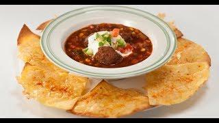 Мексиканская похлёбка с мясными шариками и кофейный напиток | Дежурный по кухне