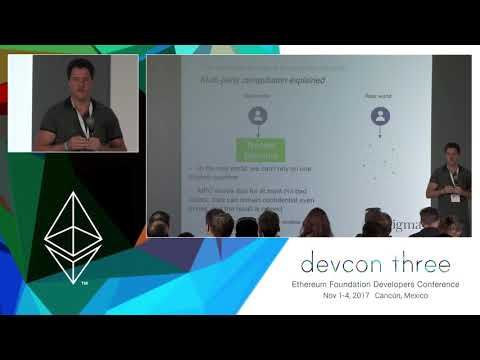 Building an Ethereum assisted Decentralized Data Marketplace Breakout