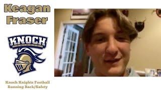 Keagan Fraser Interview