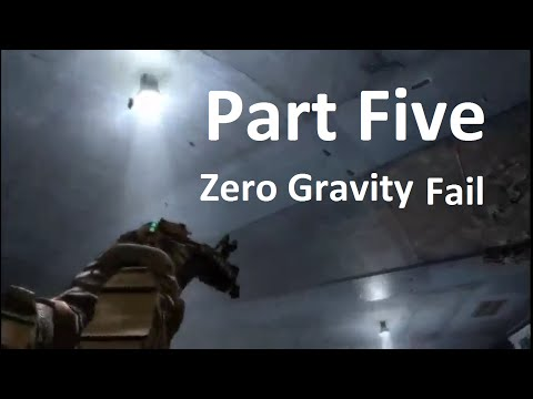 Dead Space - FLYING THROUGH SPACE! (Part Five)