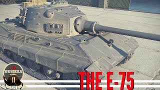 E75 The Big Boss World of Tanks Blitz