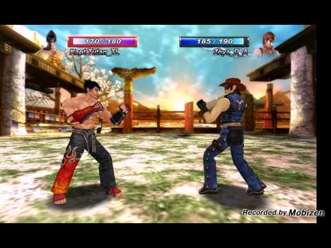 Tekken Card Tournament: Expert League (03/24/2015) With Jin Kazama!