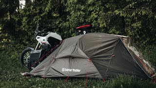 What & How to Pack for Offroad Motocamping