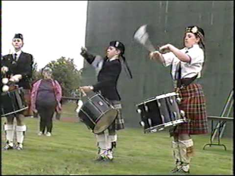 Alma 1995 - Open Tenor Drumming Competition