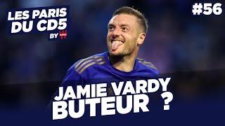 JAMIE VARDY BUTEUR AUJOURD'HUI ? - LES PARIS DU CD5 BY WINAMAX - #56