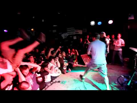 Cro Mags live Anaheim Chain Reaction 3/2010- World Peace, Show You No Mercy