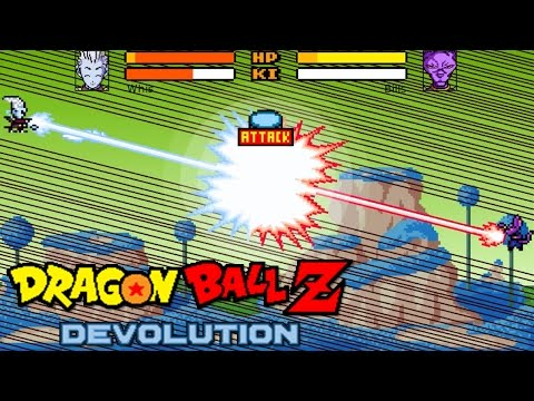 Dragon Ball Z Devolution: Lord Beerus Vs. Whis!