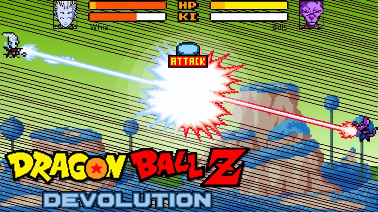 Dragon ball z devolution unblocked games