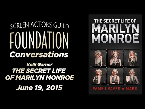 Conversations with Kelli Garner of THE SECRET LIFE OF MARILYN MONROE