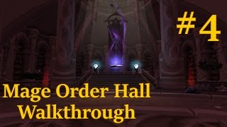 Archmage kalecgos and modera comes to aid us in fight against legion. meanwhile omniara is attacked on the way hall of guardian ...