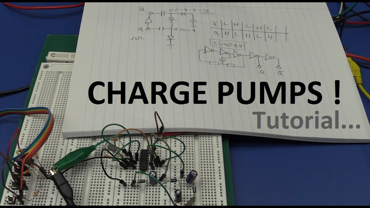 charge pump A charge pump is used to boost the pressure of a fluid before it enters the inlet of the main pump the use of a charge provides enough pressure to overcome the required net positive suction head (npsh) of the main pump.