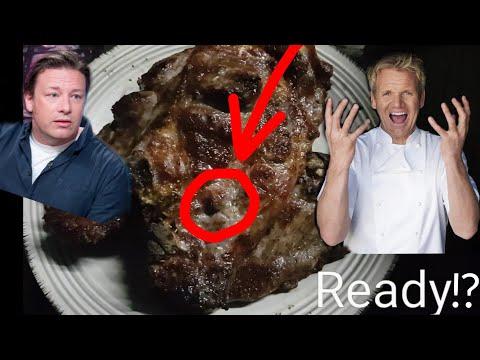 Grilled Pork Shoulder Steak. Best Quick Recipe. Unboxing.