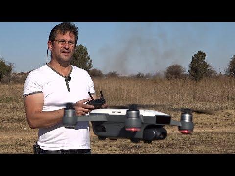 The Dji Spark - My Flight Test