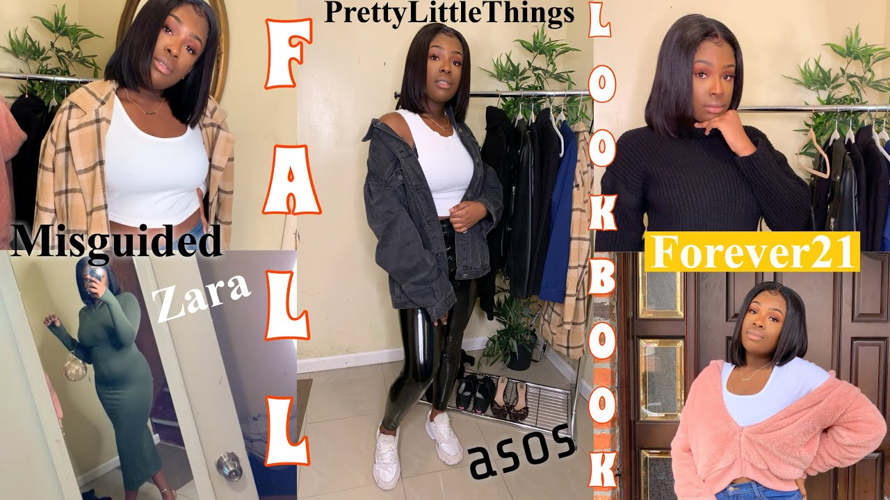 [VIDEO] - Fall Outfits🍁| Fall Fashion Lookbook | ft. Zara,ASOS,PrettyLittleThings,Missguided 2
