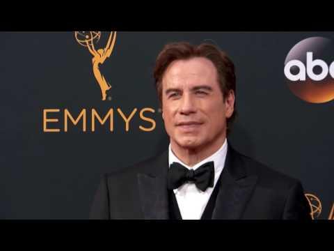 John Travolta (Emmy's Arrival 2016)