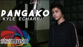 Kyle Echarri - Pangako (In Studio)