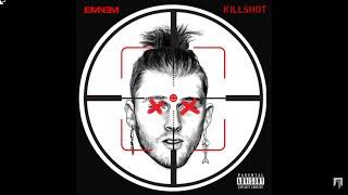 EMINEM : KILL SHOT (Audio ) REACTION !!! / MGK DISS