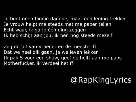 Sevn Alias ft. Lil Kleine & Boef - Patsergedrag (Prod. Jack $hirak) [Lyrics]