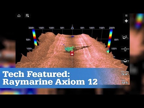 The Power of Raymarine Axiom