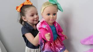 BABY ALIVE COMPILATION Hair And Nail Salon baby alive videos