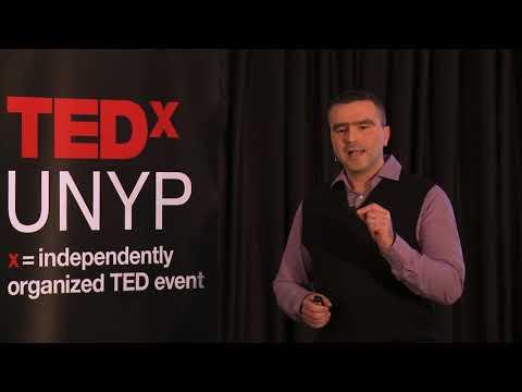 Money vs. Talent – Unleashing innovation in entrepreneurship. | Andreas Antonopoulos | TEDxUNYP