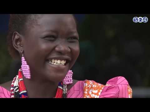 نتاليا يعقوب ملكة جمال النوبا صباحات سودانية