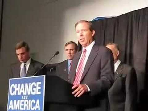 Tom Udall at DSCC Press Conference