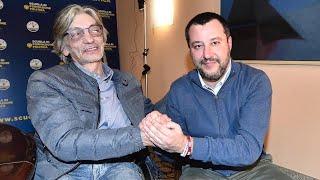 """Arresto Cesare Battisti, figlio Torregiani incontra Salvini: """"Rammaricato per governi precedenti"""""""