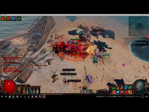 path-of-exile:-what?-i-got-this-in-a-tier-8-shaper-stronghold-map!-**warning**-embarrassing-reaction