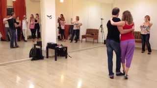 Уроки танца кизомба для начинающих от Виталика и Даши