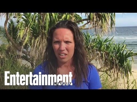 'Survivor: Game Changers' Sarah Lacina Disses Ozzy Lusth & Michalea Bradshaw | Entertainment Weekly