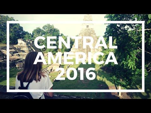 Central America: Guatemala | Belize | Mexico | 2016