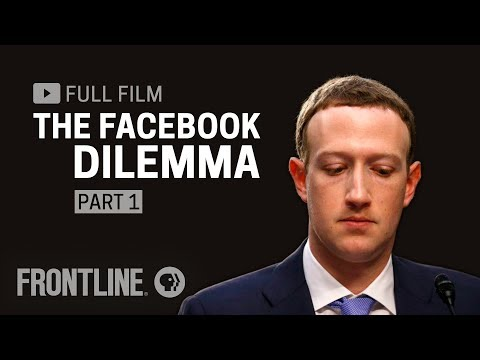 The Facebook Dilemma, Part One (full film) | FRONTLINE