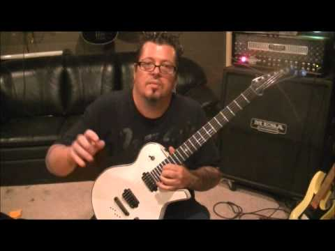 Motley Crue - Home Sweet Home - Guitar Lesson by Mike Gross(piano intro)
