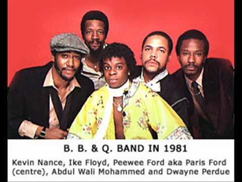 B.B. & Q Band - Genie