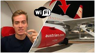 Czy Austrian Airlines jest lepszy od LOTu?